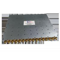 China Low price 16 Way Power Divider Military, space and commercial applications wholesale