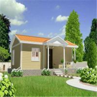 Steel Building/Mobile/Modular/Prefab/Prefabricated House for Liv Prefabricated Steel House