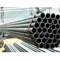 China SCH160 ASTM A53 / A53M Seamless Steel Tube For Ship Building Repairing wholesale