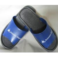 China Blue Antistatic PVC Slipper wholesale