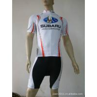 China customized cycling  jersey with sublimation print wholesale