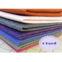 China Needle Punched Nonwoven Polyester Felt Roll Heat Resistance With Green wholesale