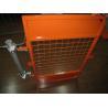 China As portas de acesso da escada do andaime do metal da segurança põem o revestimento/porta galvanizada da escada wholesale