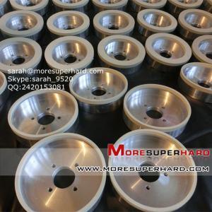China Diamond grinding wheel for carbide tools  sarah@moresuperhard.com on sale