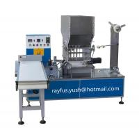 China Single Straw Packaging Machine For Paper Plastic High Efficiency Auto Counting on sale