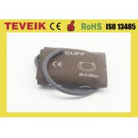 China Resuable M1573A Child NIBP Cuff For Patient Monitor , PU Material , Single Hose on sale