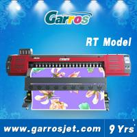 China 1.8m Textile Transfer Printing Machine for Polyester/Chiffon Printing with DX5, 1440dpi wholesale