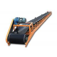 China Adjustable Speed Belt Conveyors 650mm Belt Width With Carrying Idler on sale