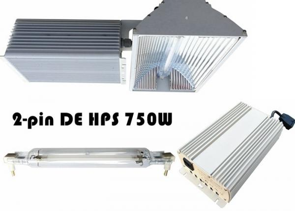 Quality High Pressure Sodium Indoor Grow Lights B281 Plus 750W For Medical Marijuana for sale