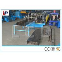 Wire Mesh Cable Tray Manufacturing Machine , Cable Tray Forming Machine 16 * 2 * 1.6m