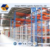 China Selective Push Back Pallet Racking wholesale