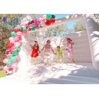 China Commercial InflatableBounce House Kids Inflatable Party Jumping Castle For Event wholesale