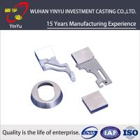 China Polished Small Metal Part Casting , Investment Cast Steel Parts For Machine wholesale