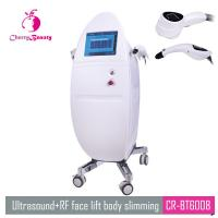 China best skin tighten body slimming machine same as BTL Exilis Ultra unipolar rf combine ultrasound for fat removal on sale