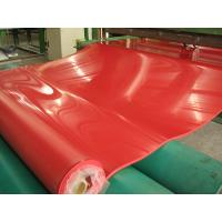 China Customize Food Grade Industrial Rubber Sheet 0.1-20m Length High Tensile Strength wholesale