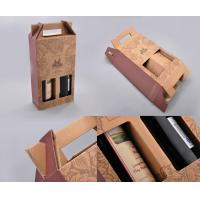 China Corrugated Cardboard Wine Packaging Boxes for Sale, Cardboard Storage for Wine Packing wholesale