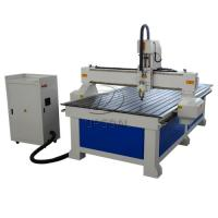 China Popular 1300*2500mm 4*8 Feet Wood CNC Engraving Cutting Machine with DSP Control on sale