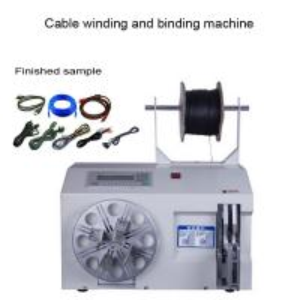China Семи автоматический электрического АК 220В/110В провода/машины замотки катушки кабелей wholesale