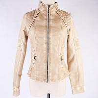 China Pu Leather Jacket For Women 810# on sale