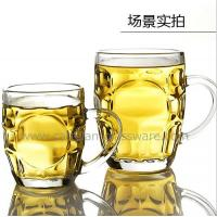 China Cattelan glassware factory high quality beer glass mug on sale
