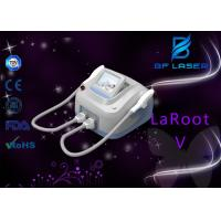 Buy cheap 3000W Portable IPL SHR Hair Removal Machine 2 Handpieces For Unwanted Hair Treatment from wholesalers