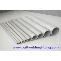 Buy cheap Round 16Mn Duplex Stainless Steel Pipe UNS32760 API 5DP ANSI A312-2001 from wholesalers