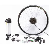 "China 250-1000W Electric Road Bike Conversion Kit With 20"" 26"" 700C Wheel Motor wholesale"