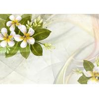 China Professional Flora Faux Wall Tile Panels Fire Protection And Damp Proof wholesale