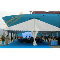 China Rental Windproof  Event Marquee Tent Aluminum Heavy Duty Party Event Tents wholesale