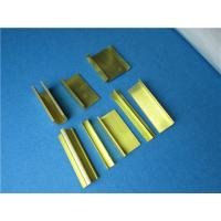 China High Tensile Brass Extrusion Door Window Frame Based On Drawings wholesale