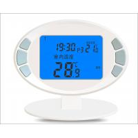 Gas Water Heater Thermostat , 16V Wire Programmable 7 Day Programmable Thermostat