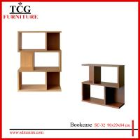 Buy cheap simple melamine honeycomb board cube wooden bookcase from wholesalers