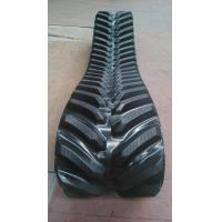 """China Friction Drive High Tractive Rubber Tracks For John Deere Tractors 9RT TF30""""X6""""X65JD Allowing High Speed wholesale"""