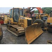 China 99hp Second Hand Bulldozers D5g Cat Used Crawler Bulldozer With Blade wholesale