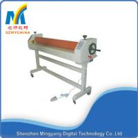 China Automatic 1600mm Width Electric Cold Laminator Simple Operation Stable Quality on sale