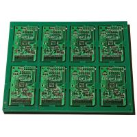 HASL 1 OZ Double Sided PCB Board 2 Layer Squre Board For Temperature Controller