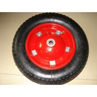 China Pneumatic Wheel, Air Rubber Wheel, Air Tyre 3.00/3.25-8 wholesale