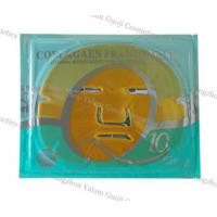 China 24k Golden Face Mask Anti Ageing With Seaweed Polysaccharides For Men Skin Tighten wholesale