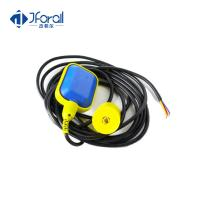 China Mechanical Liquid Level Transmitter Control Float Ball Cable Float Switch on sale
