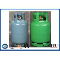 Buy cheap Professional Gas Tank / Compressed Gas Cylinders for LPG DOT Certificate from wholesalers