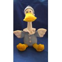 China Custom Plush Toy of Funny Fauntleroy Duck Cartoon Characters Walt Disney wholesale