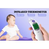 China Eco - Friendly Infrared Forehead Thermometer Non Contact ABS Plastic Material on sale