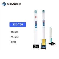 China Medical Health Station Computer Rs232 Child Weight Machine wholesale