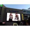 China Affichage à LED polychrome extérieur d'IP65 RVB, 6500K à 9500K avec l'effet 3D wholesale