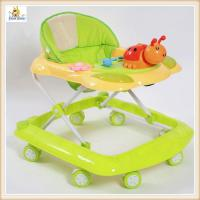 Fashion Rolling Baby Walker For Boys , Adjustment Three Height Levels