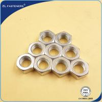 China Nuts Bolts Fasteners Carbon Steel / Stainless Steel Hex Nut OEM Available on sale