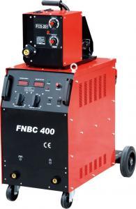 China Gas Shielded MAG MIG Welding Machine / MIG Gas Welder With Aluminum Transformer on sale