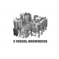 China 30BBL Large Home Brewing Systems Customized Stainless Steel Beer Tanks wholesale