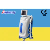 Vertical SHR Hair Removal Machine And Skin Rejuvenation , Vascular Removal For Beauty