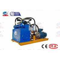 China Waterproof Grout Injection Machine Adjustable Hydraulic Grout Pump wholesale
